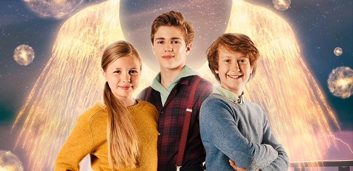 Årets familiejulekalender på TV 2 bliver 'Juleønsket'. (Fotos: TV 2)